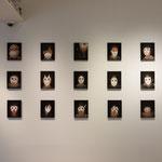 個展「Re-birth」Tokyo Wonder Site本郷/2012 展示風景