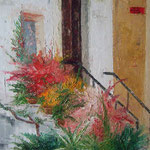 angolo di Otranto   spatolato      50 x 40  (collezione privata)