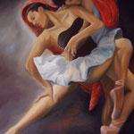 angel                        60 x 70 olio su tela  (collezione privata)