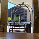 Hotellobby im Pensione