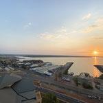 Toller Sonnenaufgang in Darwin