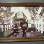 Historische Bilder im Hotel .....
