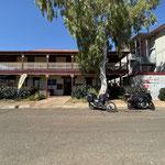 Beaden Bay Hotel, schlafen im Container