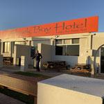 Australia's Most Westerly Hotel, ich wollte zum ... Point. Aber Useless Loop? Useless!
