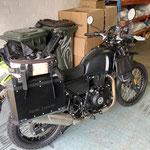 Motorradgarage Perth