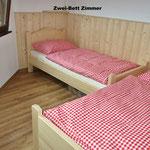 Zwei-Bett Zimmer