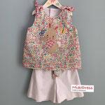 Vestito bimba - Miaodress Creative Design - Handmade - Italian Style