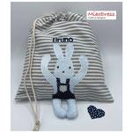 Sacchetto asilo - Miaodress Creative Design - Handmade - Italian Style