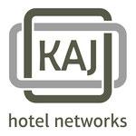 KAJ Hotel Networks - Logo