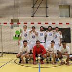 1. Platz Aktiv-Nachtturnier: FC Unterstrass