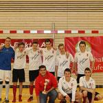 2. Platz 5.-Liga Turnier: FC Büsingen A-Junioren