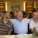 Ciampicacigli, Campisi e Petronzi