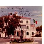 Marisardegna Maddalena - Segretario Particolare - dedica del Comandante, Ammiraglio Marandino