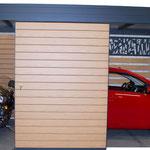 carport aluminium avec cloison