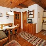 Ferienwohnung 2 Wohnzimmer