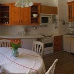 Die Spezerei Bad Radkersburg, Ferienwohnung, Küche