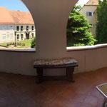 Die Spezerei Bad Radkersburg, Ferienwohnung, Terrasse