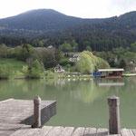 Feffernitz: traghetto sulla Drava per biciclette