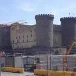 Napoli: il Maschio Angioino