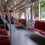 La linea due della metropolitana
