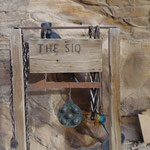 "L'ingresso al ""Siq"""