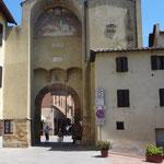 Pienza - Porta Prato