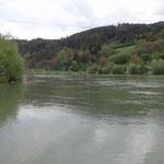 La Drava nei pressi di Feffernitz