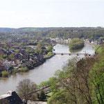 Namur - dall'alto della Cittadelle