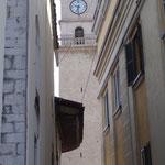 Tirana: la Torre dell' orologio