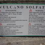 Pozzuoli: la Solfatara