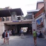 Vernazza: la stazione ferroviaria