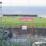 Parcheggio al campo sportivo di Arenzano