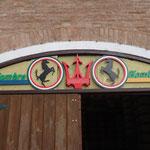 L'ingresso dell'azienda agricola Hombre www.hombre.it