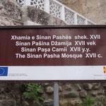 Prizren:La Moschea di Sinan Pasha