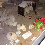 Napoli: cimitero delle Fontanelle
