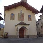 Cogne, la parrocchiale
