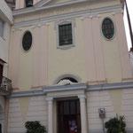 Sorrento: Marina Grande, la Chiesa