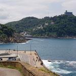 003_Monte Igueldo & Isla de Santa Clara & Construction Vieja