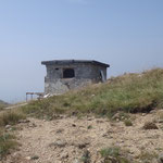 Bivacco Battista Zucchelli sul Monte Penello in ristrutturazione