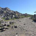 014_Il primo tratto del sentiero PR PNPE 24 Horcados Rojos
