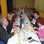 Cena presso il Camper Club Mutina