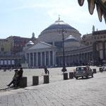Napoli: Piazza del Plebiscito