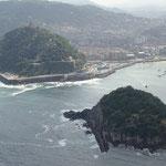 001_Monte Urgull & Isla de Santa Clara