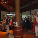 Apollonia: cena e balli locali