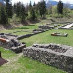 Il sito archeologico di Aguntum