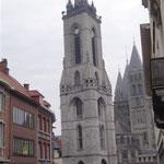 Tournai - Beffroi