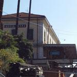 La vecchia stazione F.S. di Arma di Taggia