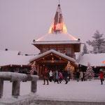 La casa di Babbo Natale (dicembre 2010)