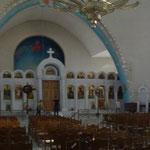 Tirana: la Cattedrale Ortodossa