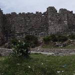 Lezhe: la fortezza